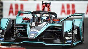 El equipo Panasonic Jaguar Racing puntúa por duplicado en el E- Prix de Mónaco