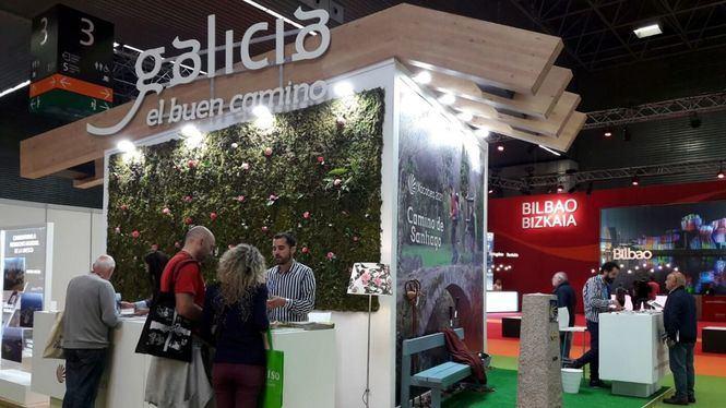 La oferta turística gallega estuvo presente en el País Vasco a través de la feria Expovacaciones