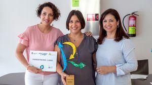 El CEIP de Tijoco Bajo se hace con el concurso sobre reciclaje