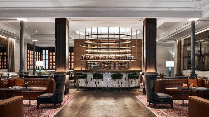 El Gran Hotel Inglés acoge la obra del fotógrafo Pablo Cousteau