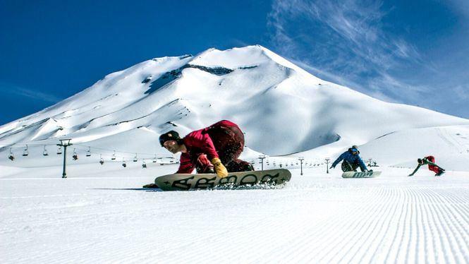 Los 5 mejores centros de esquí en Chile para escaparte esta primavera