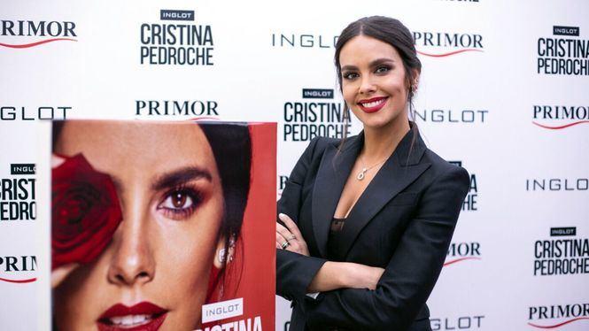 Cristina Pedroche X Inglot, nueva colección de maquillaje
