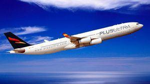 Plus Ultra Líneas Aéreas celebra su tercer aniversario