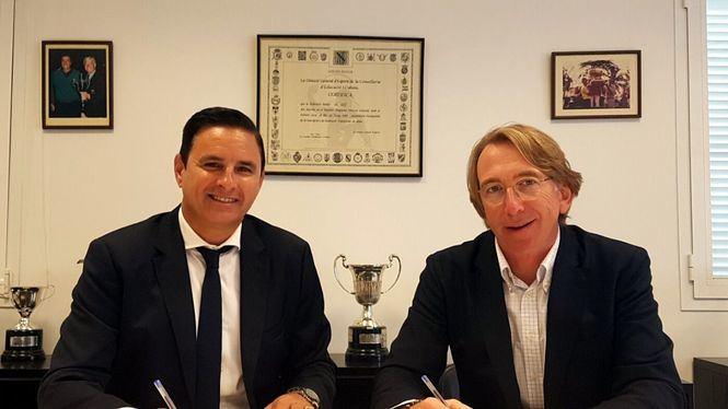 Grupo Piñero firma un acuerdo con la Federación Balear de Golf