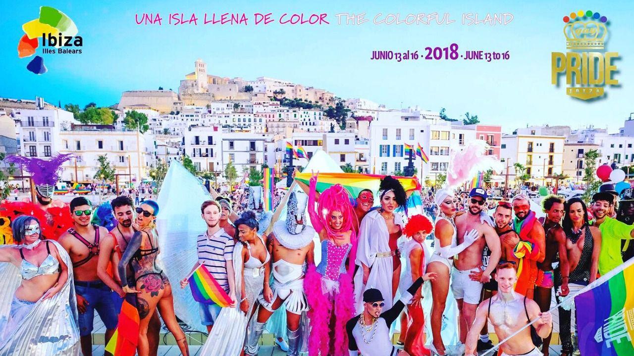 PROGRAMA ORGULLO GAY IBIZA
