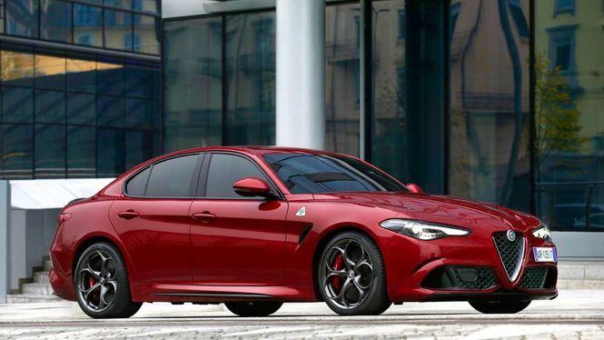 Hertz presenta su última incorporación, el Alfa Romeo Giulia Quadrifoglio