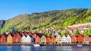 Noruega se incorpora al mapa de destinos de Iberia