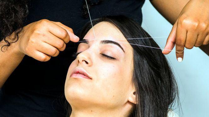 Cinco ventajas de la depilación con hilo