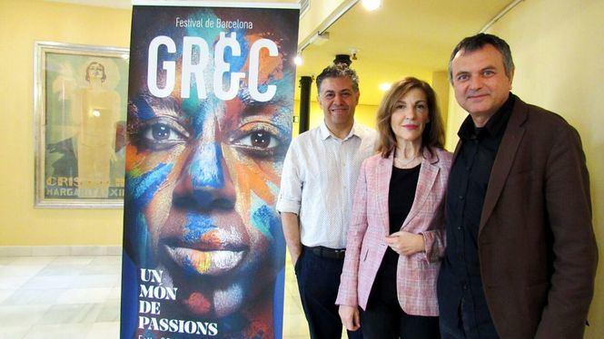 Presentado en Madrid la nueva edición del Festival Grec