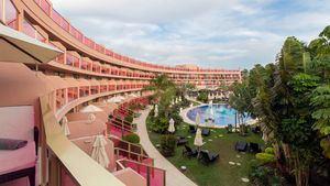 Sir Anthony Hotel, el paraíso rosa de Tenerife