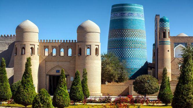 La Ruta de la seda en Uzbekistan