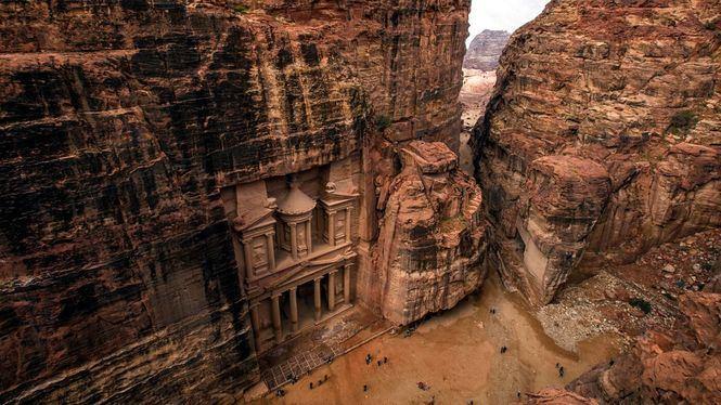 Jordania, exotismo y diversidad en Oriente Próximo