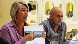 Nuria Moreno y José Luis Benítez