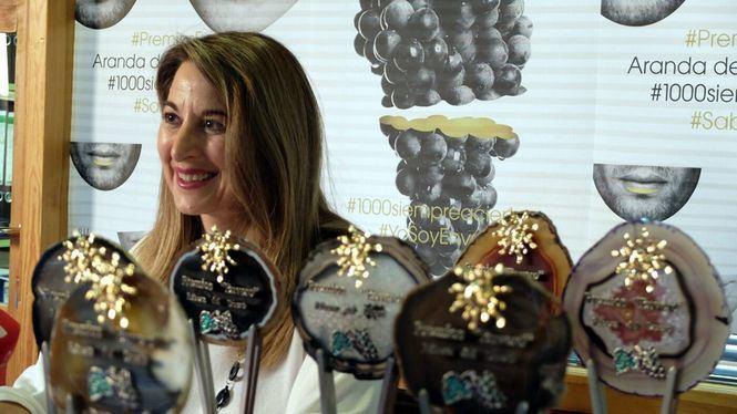 Los Premios Envero reconocen la generosidad y trayectoria ejemplar de Bodegas Protos