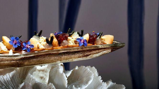 João Oliveira, chef del restaurante VISTA, recibe el Premio al Chef del Futuro