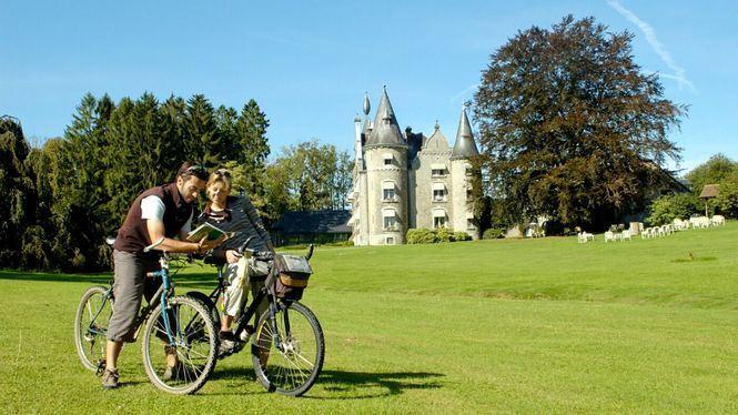 Valonia, un destino ideal para ciclistas