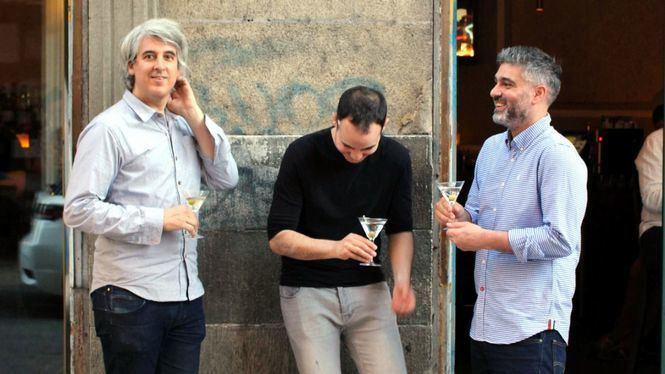 Salmon Guru, Angelita y 1862 Dry Bar presentan Martes Martini Madrid