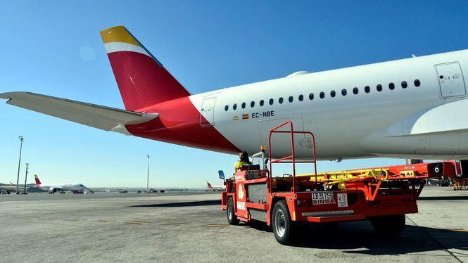 Iberia publica su informa de sostenibilidad