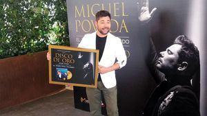 Miguel Poveda de oro…