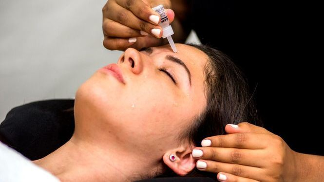 Tratamientos faciales a partir de ácido hialurónico y con caviar