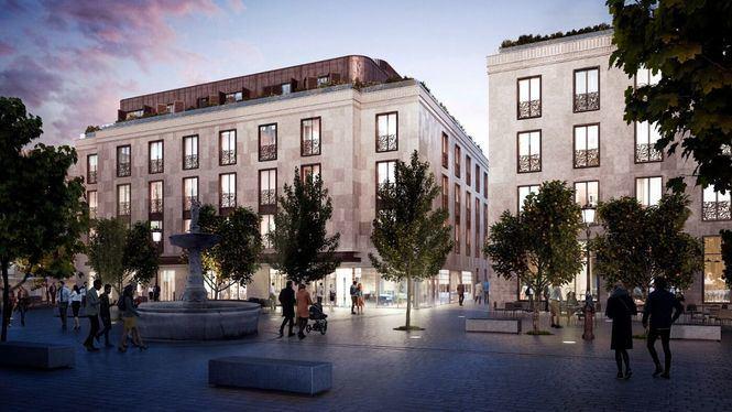 BYCO inicia la rehabilitación de dos edificios Sevilla para Millenium Hotels Real Estate