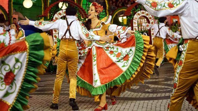 Junio es el principal mes de las Fiestas de Lisboa