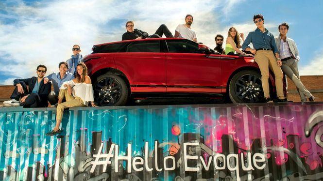 Madrid se convertirá en una ruta de pruebas trepidantes de los nuevos Range Rover Evoque