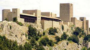 Remodelación del interior del Parador de Jaén