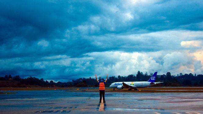 Nueva ruta de Air Europa a Colombia: Madrid-Medellín