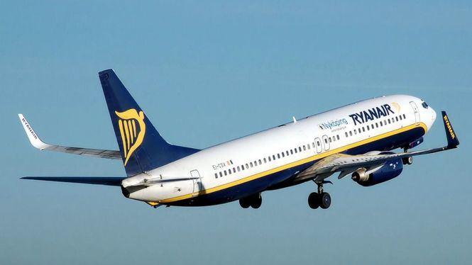 El 92% de los vuelos de Ryanair fueron puntuales en mayo