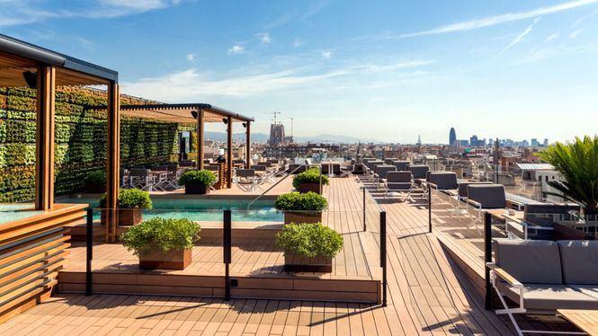 Vuelve a abir sus puertas la terraza del Hotel Majestic de Barcelona, La Dolce Viatae