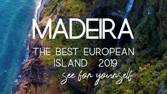 Madeira reconocida como Mejor isla europea