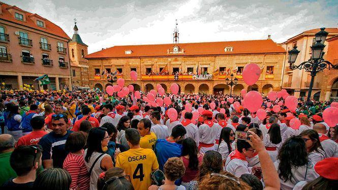 Benavente celebra las fiestas del Toro Enmaromado