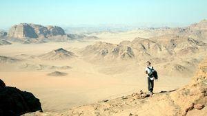 Fantástico recorrido desde la ciudad de Petra al desierto de Wadi Rum