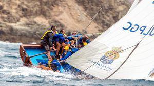 La Vela Latina Canaria, una regata de botes única