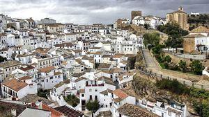 Ruta de los pueblos blancos. Andalucía