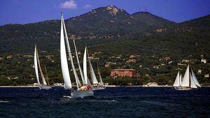 La regata de vela que parte de Saint-Tropez finalizará en Menorca