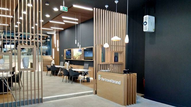 La primera Flagship Store de B The Travel Brand en Portugal