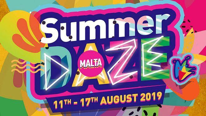 Segunda edición del Festival Summer Daze Malta
