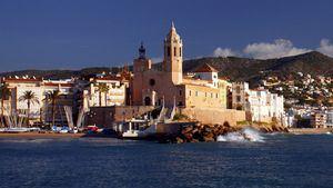 Sitges sigue incrementando su prestigio como destino turístico de alto nivel