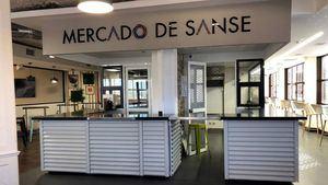 Próximo espacio gastronómico en Madrid, Mercado de Sanse