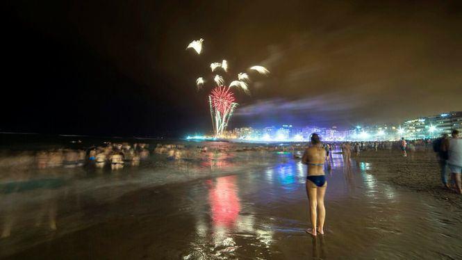 Las Palmas de Gran Canaria cumple festeja su 541 aniversario en San Juan