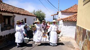 Llegan las XI Jornadas Etnográficas de Taucho en Adeje