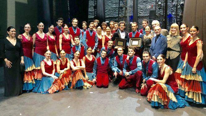 El Ballet Nacional de España y su director premiados en Buenos Aires
