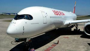 Iberia mejor aerolínea del sur de Europa en los premios Skytrax