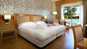 Nuevas zonas Adults only en el hotel Elba Costa Ballena en Cádiz