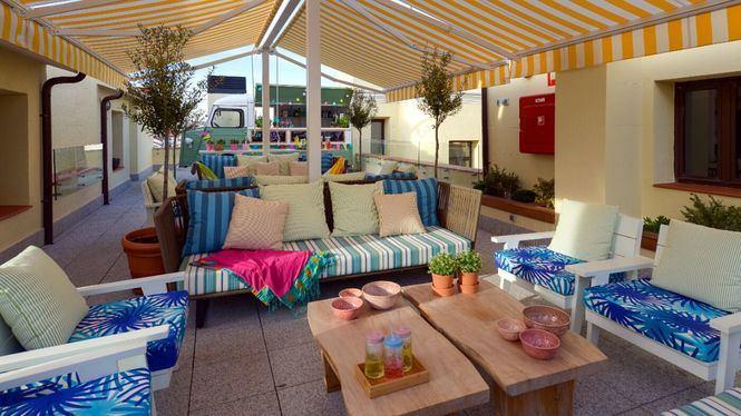 En la terraza de Vincci The Mint lo mejor de la gastronomía de nuestro litoral