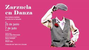 Zarzuela en Danza, el sueño de Nuria Castejón…