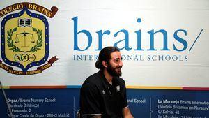 Ricky Rubio presentó su campus de baloncesto en Brains International Schools