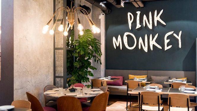 El restaurante Pink Monkey estrena la carta de verano